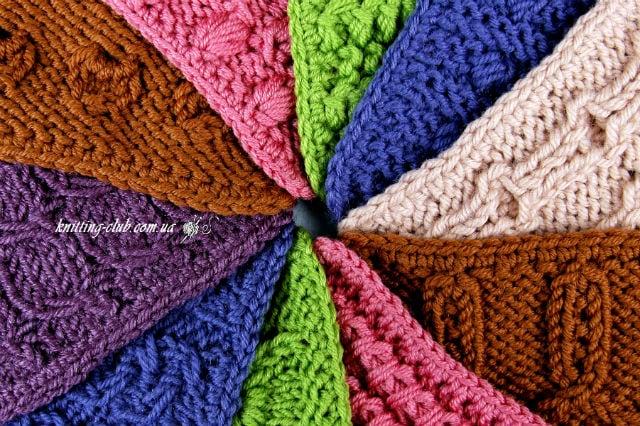 Вязание спицами кардигана для женщин - схемы