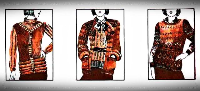 Рекомендации для фигур с узкими бедрами, Советы по снятию мерок и подбору фасона, снятие мерок, подбор фасона, вязание, вязание для начинающих, вязание, как снять мерки, рекомендации для разных типов фигур, виды отделки вязаной одежды