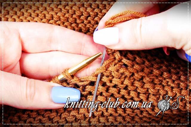 Как связать шапку Бини, описание, вязание на заказ