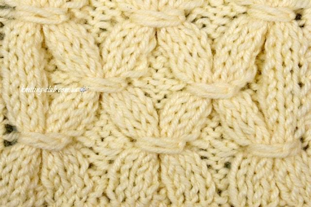 """узор """"Вафли"""", базовые узоры вязания, описание, вязание на заказ, узоры из лицевых и изнаночных петель, узоры и схемы, узоры,жгуты, косы, араны"""