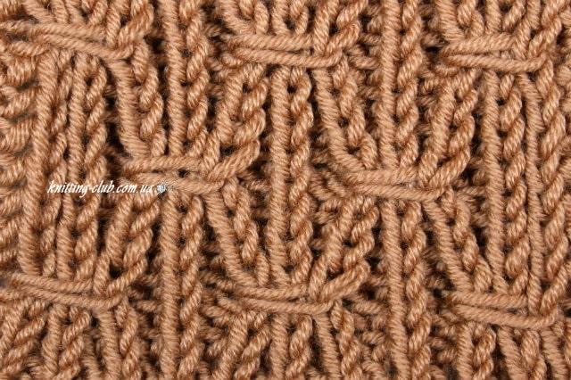 обхватывающие петли на полуанглийской резинке, базовые узоры вязания, описание, вязание на заказ, узоры из лицевых и изнаночных петель, узоры и схемы, узоры,жгуты, косы, араны