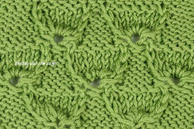 """узор """"Желуди"""", базовые узоры вязания, описание, вязание на заказ, узоры из лицевых и изнаночных петель, узоры и схемы, узоры,жгуты, косы, араны"""