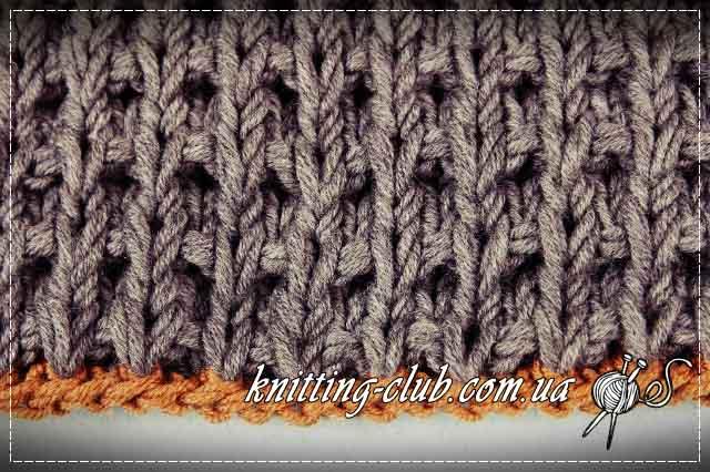 как связать шарф - снуд, описание, вязание на заказ