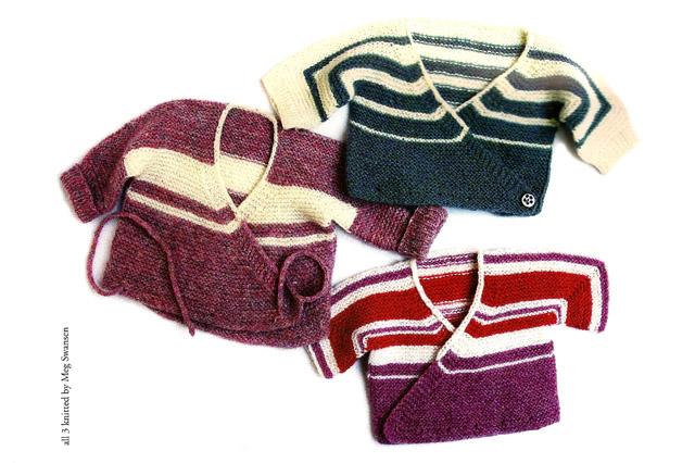 Baby Surplise Jacket, вязание для детей, описание, вязание на заказ