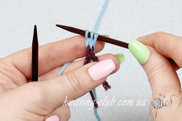 Как связать і-шнур от Элизабет Циммерман