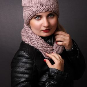 Шапка - улитка,Elizabet zimmermann, описание, вязание на заказ