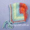 Вязание детям_Детская шапочка к Baby Surprise Jacket, описание, вязание на заказ