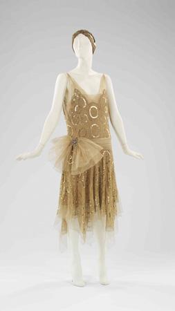 Винтажное платье Lanvin