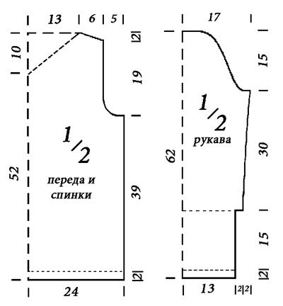 Свитер с аранами из Gedifra, как вязать свитер с аранами из Gedifra, описание и схема свитера с аранами из Gedifra