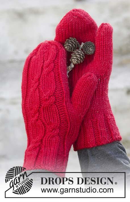 рукавички, митенки, варежки, вязание спицами, вязание для женщин, носки, идеи для подарков, идеи для подарков к Рождеству,подарки к новому году, сделано с любовью, идеи для подарков, идеи для подарков к Рождеству, вязание для детей, Drops, вяание спицами, платочная вязка