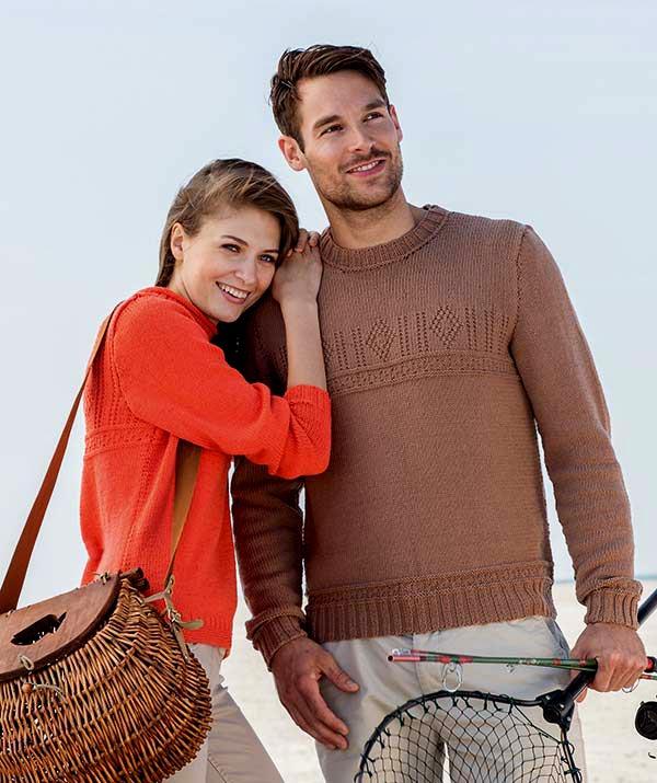 мужской бежевый свитер с рельефным узором, мужской свитер, вязание для мужчин, мужской пуловер, свитер мужской, вязание для мужчин, вязание спицами