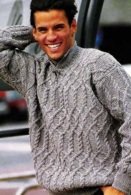 мужской серый свитер, мужской серый свитер с аранами, серый свитер, свитер, свитер с аранами, вязание на спицах, вяжите с нами, вяжем вместе, вязание для мужчин, вязаный свитер, вязаный свитер мужской, вязаный свитер серый, вязаный свитер с аранами, вязаный свитер серый, вязаный свитер с а ранами серый, вязаные модели для мужчин, модели вязаных свитеров для мужчин