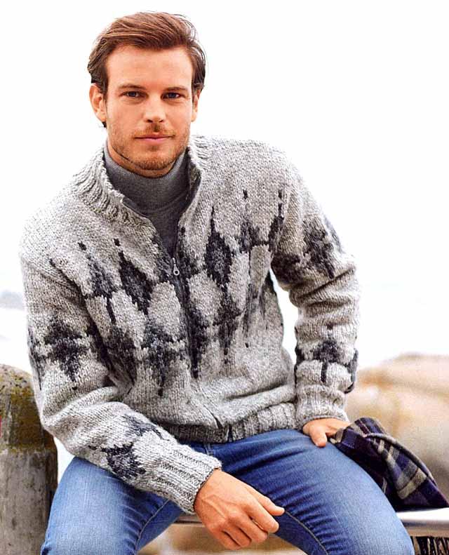 """мужской жакет с орнаментом, вязание спицами, мужской свитер, мужской свитер с жаккардом, мужской свитер с жаккардовым узором, жаккарды, жаккардовые узоры, свитер, пуловер, вязание для мужчин, вязание спицами, пуловер, пуловер мужской, пуловер с орнаментом, пуловер мужской с орнаментом, пуловер с орнаментом и косами, пуловер с орнаментом и узором """"ячейки"""", пуловер с рельефным узором, араны, косы, рельефные узоры, мужской жакет, жакет мужской с орнаментом, жакет  мужской с жаккардовым узором"""