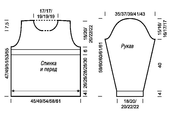vykrojka-zhenskij-sviter