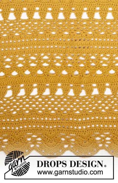 """Плед """"Зимнее солнце"""", вязание крючком, вязание пледа крючком, ажурный плед крючком, накидка крючком, вязание на заказ, описание вязания ажурного пледа"""