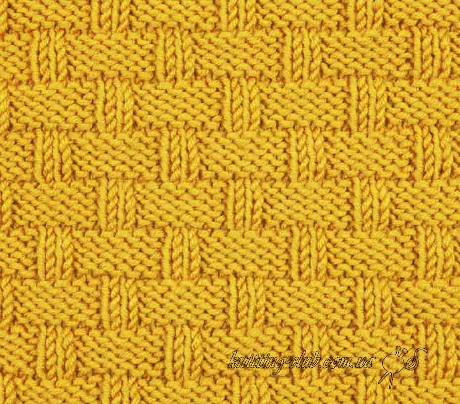 узоры спицами вязание от а до я