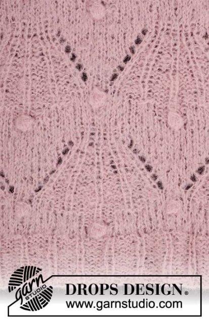 вязаный джемпер с шишечками, вязаный джемпер, вязаный джемпер розовый, вязаный джемпер с рельефным узором, джемпер с элементами резинки и шишечками, джемпер вязаный, в'язання спицями, джемпер женский, джемпер женский вязаный, джемпер женский ручной работы, вязание спицами, вязание для женщин, модели вязаной одежды для женщин, вяжите с нами, вяжем вместе, вязание на заказ