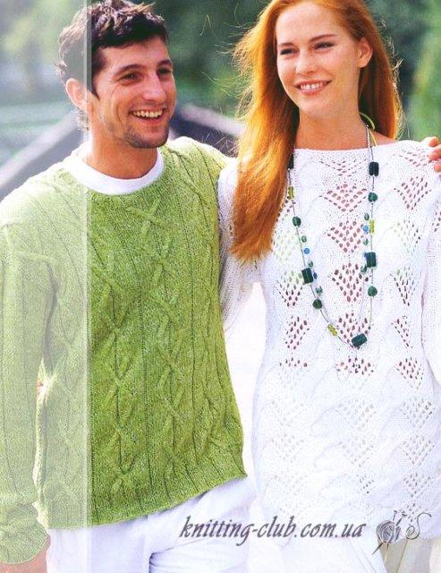 джемпербелого цвета, джемпер летний, джемпер летний ажурный с косой, джемпер с косами и ажурными элементами летний,джемпербелый, джемперженский, джемпер хлопковый, вязание спицами, как связать джемперскосами, как связать ажурный летний джемпер, вязание на заказ, вязание для женщин, вязаные модели для женщин, модели вязаной одежды для женщин, вязание спицами, вяжите с нами, вяжем вместе, узоры, схемы вязания, описания вязаных изделий, в'язання спицями