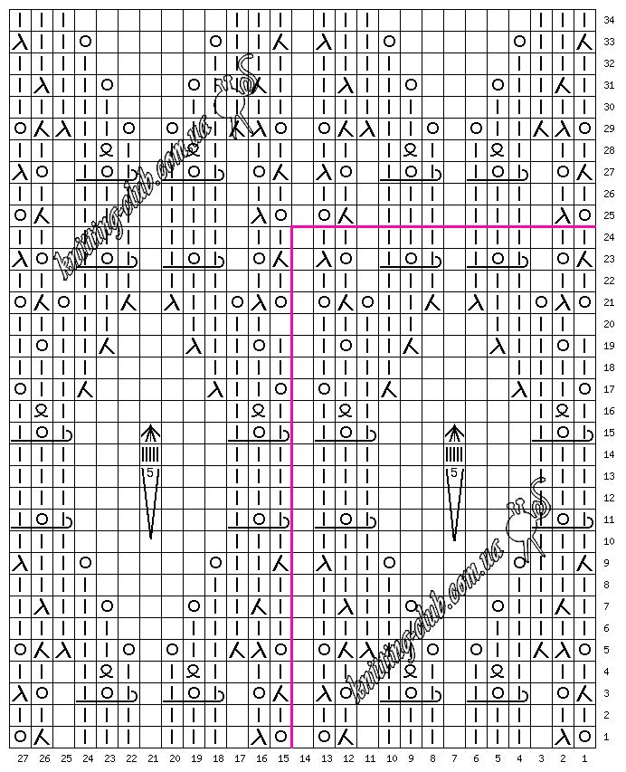 ажурный узор № 035, 250 узоров спицами, Knitting Patterns Book 250, Узор спицами из книги Хитоми Шида, Узоры, схемы, описания, узоры спицами, описание, вязание на заказ, схемы узоров, ажурные узоры, узоры из азиатских журналов, много схем узоров, ажуры,, араны, косы, жаккарды, ирландские узоры, рельефные узоры, многоцветные узоры, ажурные волны, ажурные сеточки, узоры с втянутыми и снятыми петлями, резинки, английские резинки, узоры в вашу копилочку, копилка узоров, вязание спицами, вязание крючком, вязание спицами и крючком, вяжите с нами, вяжем вместе, азбука вязания, 250 японских узоров из каталога узоров спицами Хитоми Шида