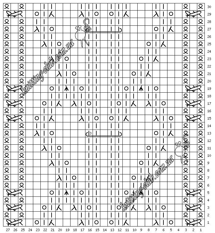 ажурный узор № 027, узоры с обвитыми петлями, 250 узоров спицами, Knitting Patterns Book 250, Узор спицами из книги Хитоми Шида, Узоры, схемы, описания, узоры спицами, описание, вязание на заказ, схемы узоров, ажурные узоры, узоры из азиатских журналов, много схем узоров, ажуры, араны, косы, жаккарды, ирландские узоры, рельефные узоры, многоцветные узоры, ажурные волны, ажурные сеточки, узоры с втянутыми и снятыми петлями, резинки, английские резинки, узоры в вашу копилочку, копилка узоров, вязание спицами, вязание крючком, вязание спицами и крючком, вяжите с нами, вяжем вместе, азбука вязания, 250 японских узоров из каталога узоров спицами Хитоми Шида