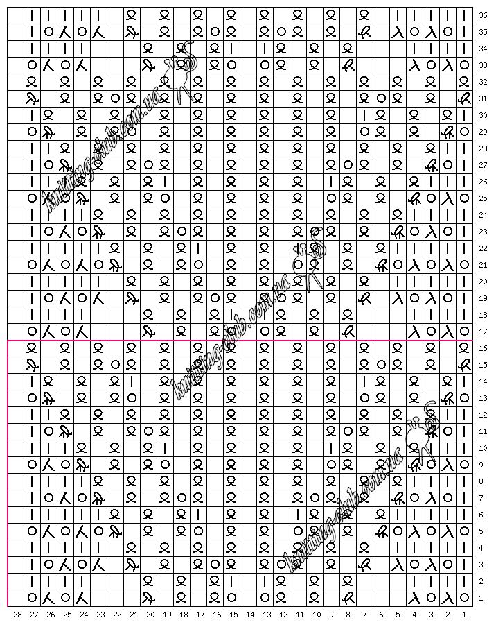 ажурный узор № 018, 250 узоров спицами, Knitting Patterns Book 250, Узор спицами из книги Хитоми Шида, Узоры, схемы, описания, узоры спицами, описание, вязание на заказ, схемы узоров, ажурные узоры, узоры из азиатских журналов, много схем узоров, ажуры,, араны, косы, жаккарды, ирландские узоры, рельефные узоры, многоцветные узоры, ажурные волны, ажурные сеточки, узоры с втянутыми и снятыми петлями, резинки, английские резинки, узоры в вашу копилочку, копилка узоров, вязание спицами, вязание крючком, вязание спицами и крючком, вяжите с нами, вяжем вместе, азбука вязания, 250 японских узоров из каталога узоров спицами Хитоми Шида