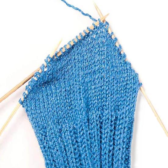 Как вязать пятку бумеранг, носки с пяткой бумеранг, учебный курс по вязанию носков, пятка бумеранг