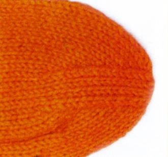 Виды мысков_ленточный, носки, вязание спицами, вязаные носки
