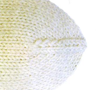 Виды мысков_треугольный, носки, вязание спицами, вязаные носки