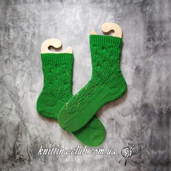 """Носки """"Веточки берёзы"""", Вязаные Носки, Описание вязания носков Веточки берёзы"""", Как связать носки, Вязание спицами, Вязание на 2 парах круговых спиц, Ажурный узор, Теплые вязаные носки своими руками, Подарок своими руками, Вязание для женщин, Вязание для детей, вязаные носки для женщин, Вязаные носки для детей"""