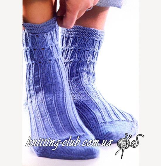 Носки с рельефным узором резинкой и ажуром спицами, взрослые и детские носки рельефным узором спицами, носки рельефным узором любого размера по табличным данным, вязаные носки с рельефным узором спицами, вязание спицами, вязаные носки, женские вязаные носки рельефным узором, мужские вязаные носки рельефным узором, детские вязаные носки рельефным узором