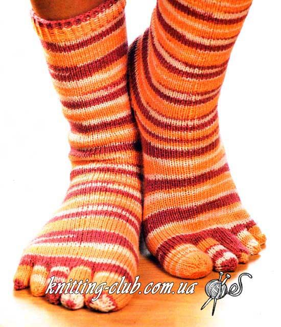 Полосатые носки с пальцами, вязаные носки с пальцами, вязаные носки, взрослые вязаные носки с пальцами, детские вязаные носки с пальцами, мужские носки с пальцами, женские носки с пальцами, вязание спицами, вязаные носки с пальцами любого размера по предложенным табличным данным, вяжем носки по табличным данным